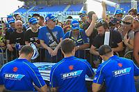 #2 SUZUKI ENDURANCE RACING TEAM (FRA) SUZUKI GSXR 1000 FORMULA EWC PHILIPPE VINCENT (FRA) MASSON ETIENNE (FRA) BLACK GREGG (FRA)