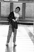 GARY MYRICK, LOCATION, 1981, NEIL ZLOZOWER