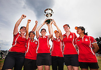 151212 Golf - Women's Interprovincial Championships