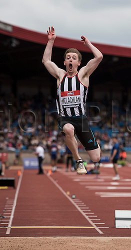 26.06.2016. Alexander Stadium, Birmingham, England. The British Athletics Championships 2016.<br />