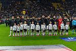 09.10.2019, Signal Iduna Park, Dortmund, GER, FSP, LS, Deutschland (GER) vs Argentinien (ARG)<br /> <br /> DFB REGULATIONS PROHIBIT ANY USE OF PHOTOGRAPHS AS IMAGE SEQUENCES AND/OR QUASI-VIDEO.<br /> <br /> im Bild / picture shows<br /> Marc-André ter Stegen (Deutschland / GER #22)<br /> Robin Koch (Deutschland / GER #04)<br /> Joshua Kimmich (Deutschland / GER #06)<br /> Kai Havertz (Deutschland / GER #07)<br /> Julian Brandt (Deutschland / GER #10)<br /> Lukas Klostermann (Deutschland / GER #13)<br /> Niklas Süle / Niklas Suele (Deutschland / GER #15)<br /> Luca Waldschmidt (Deutschland / GER #19)<br /> Marcel Halstenberg (Deutschland / GER #16)<br /> Serge Gnabry (Deutschland / GER #20)<br /> Emre Can (Deutschland / GER #23)<br /> <br /> <br /> <br /> <br /> <br /> während Freundschaftsspiel  Deutschland gegen Argentinien   in Dortmund  am 09.10..2019,<br /> <br /> Foto © nordphoto / Kokenge