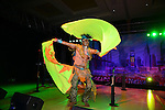 HOLLYWOOD, FL - OCTOBER 25: Felipe Rose of The Village People perfoms at the 13th Annual Footy's Bubbles & Bones Gala at Westin Diplomat Resort and Spa on October 25, 2013 in Hollywood, Florida. (Photo by Johnny Louis/jlnphotography.com)