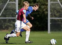 050924 West Ham Utd U18 v Millwall U18