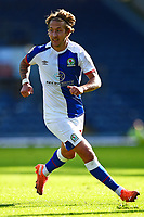 Blackburn Rovers' Lewis Holtby in action <br /> <br /> Photographer Richard Martin-Roberts/CameraSport<br /> <br /> The EFL Sky Bet Championship - Blackburn Rovers v Wycombe Wanderers - Saturday 19 September 2020 - Ewood Park - Blackburn<br /> <br /> World Copyright © 2020 CameraSport. All rights reserved. 43 Linden Ave. Countesthorpe. Leicester. England. LE8 5PG - Tel: +44 (0) 116 277 4147 - admin@camerasport.com - www.camerasport.com