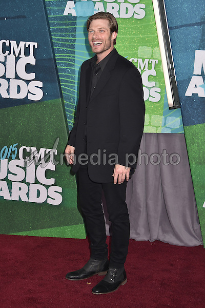 10 June 2015 - Nashville, Tennessee - Chris Carmack. 2015 CMT Music Awards held at Bridgestone Arena. Photo Credit: Laura Farr/AdMedia