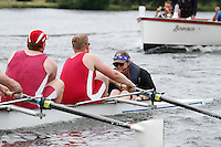 MasC.8+ QF -  Berks: 7 Marlow RC -  Bucks: 8 Nottingham Composite<br /> <br /> Friday - Henley Masters Regatta 2016<br /> <br /> To purchase this photo, or to see pricing information for Prints and Downloads, click the blue 'Add to Cart' button at the top-right of the page.