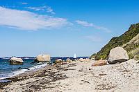 Lamberts Cove Beach, Tisbury, Martha's Vineyard, Massachusetts, USA