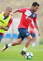 Getafe CF's Angel Rodriguez during training session. August 1,2017.(ALTERPHOTOS/Acero) /NortePhoto.com