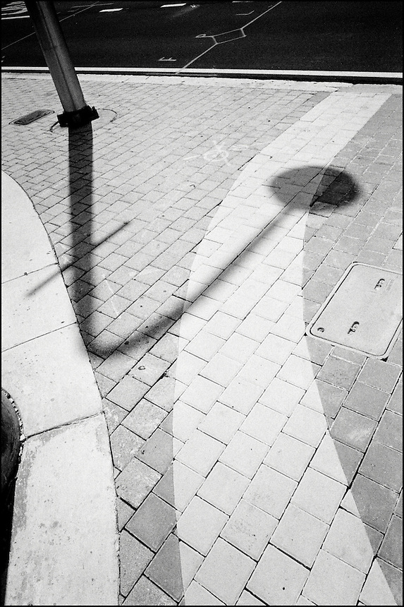 Shadow XI<br /> From &quot;Life of shadows&quot; series. Miami, FL, 2009