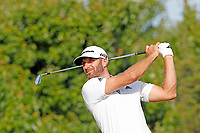 Dustin Johnson (USA) tees off on the 15th hole during the 118th U.S. Open Championship at Shinnecock Hills Golf Club in Southampton, NY, USA. 17th June 2018.<br /> Picture: Golffile | Brian Spurlock<br /> <br /> <br /> All photo usage must carry mandatory copyright credit (&copy; Golffile | Brian Spurlock)