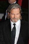 LOS ANGELES, CA. - January 23: Jeff Bridges  arrives at the 16th Annual Screen Actors Guild Awards held at The Shrine Auditorium on January 23, 2010 in Los Angeles, California.