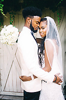 Jaeda & David Wedding