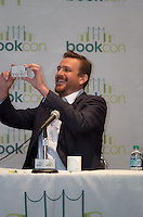 NEW YORK, NY - MAY 31: Jason Seagal attends day 3 of the 2014 Bookexpo America at The Jacob K. Javits Convention Center on May 31, 2014 in New York City Marote/MPI/Starlitepics