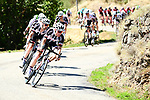 Team Sunweb on front of the peloton during Stage 16 of the 104th edition of the Tour de France 2017, running 165km from Le Puy-en-Velay to Romans-sur-Isere, France. 18th July 2017.<br /> Picture: ASO/Alex Broadway | Cyclefile<br /> <br /> <br /> All photos usage must carry mandatory copyright credit (&copy; Cyclefile | ASO/Alex Broadway)