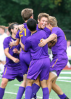Boys Soccer vs. Brebeuf  8-30-14