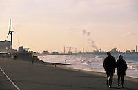 Europe/France/Nord-Pas-de-Calais/59/Nord/Dunkerque/Malo-les-Bains: La plage