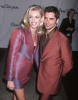 John Stamos Rebecca Romain-Stamos 1998<br /> Photo By John Barrett/PHOTOlink.net / MediaPunch