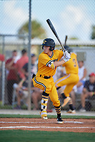 Corbin Carroll during the WWBA World Championship at the Roger Dean Complex on October 18, 2018 in Jupiter, Florida.  Corbin Carroll is an outfielder from Seattle, Washington who attends Lakeside High School and is committed to UCLA.  (Mike Janes/Four Seam Images)