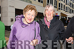 L-r Nora Sweeney and Catherine Griffin from Tralee at the Radio Kerry All Irish Music Concert in the Brandon Hotel on Monday
