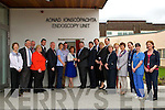 OPENING: Minister of Health James O'Reilly offically opens the new Endoscopy Unit at Kerry General Hospital, Tralee on Monday with fellow TD and nursing staff of the Kerry General.