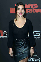 ATLANTA, GA - FEBRUARY 02: Aly Raisman at the Sports Illustrated presents Saturday Night Lights event powered by Matthew Gavin Enterprises and Talent Resources Sports on February 2, 2019 in Atlanta, Georgia. <br /> CAP/MPIIS<br /> &copy;MPIIS/Capital Pictures