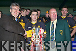 Dr Crokes v Rathmore in the O'Donoghue Cup East Kerry final in Killarney on Saturday
