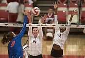 Arkansas Volleyball VS Florida 10-04-15