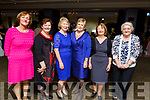 Attending the Talk About Tea Party in the Ballygarry House Hotel on Sunday. L-r, Bernie Carroll (Castlemaine), Ann Carney (Ballyroe), Mary Kelly (Fenit), Mary O'Sullivan (Tralee), Theresa Nash (Tralee) and Phil Moriarty (Spa).