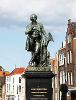 Standbeeld van Arij Scheffer in Dordrecht