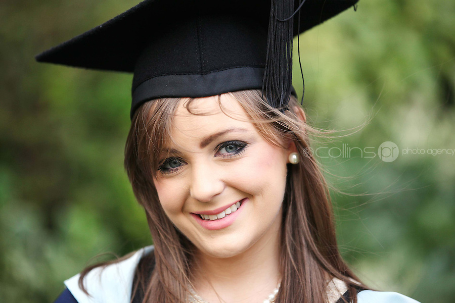 NO REPRO FEE. 25/11/2011. Independent College Dublin graduations.  Kerri Ann Warren from Malahide who received a MA Dispute resolution is pictured after graduating from Independent College Dublin. For more info please contact Annie Leger annie.leger@independentcolleges.ieT: +353 1 635 5811Picture James Horan/Collins.