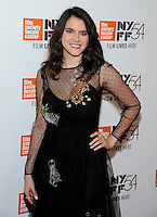 NEW YORK, NY - OCTOBER 01: Kara Hayward attends the 54th New York Film Festival - 'Manchester by the Sea' World Premiere at Alice Tully Hall at Lincoln Center on October 1, 2016 in New York City.Photo Credit: John Palmer/MediaPunch