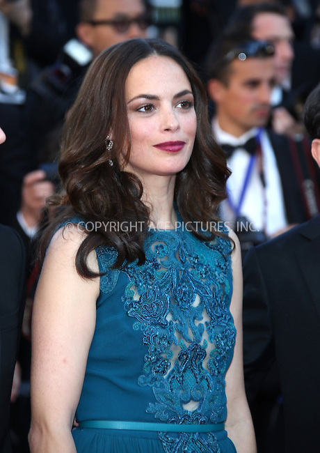 WWW.ACEPIXS.COM....US Sales Only....May 26 2013, Cannes....Berenice Bejo at the premiere of 'Zulu' during the Cannes Film Festival on May 262013 in France ....By Line: Famous/ACE Pictures......ACE Pictures, Inc...tel: 646 769 0430..Email: info@acepixs.com..www.acepixs.com