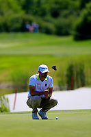 Paul Waring (ENG) during the first round of the Lyoness Open powered by Organic+ played at Diamond Country Club, Atzenbrugg, Austria. 8-11 June 2017.<br /> 08/06/2017.<br /> Picture: Golffile | Phil Inglis<br /> <br /> <br /> All photo usage must carry mandatory copyright credit (&copy; Golffile | Phil Inglis)