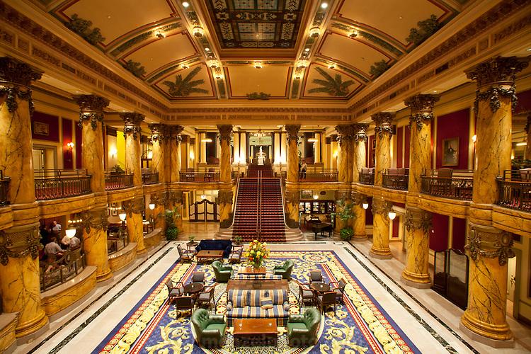 Jefferson Hotel, Richmond, Virginia