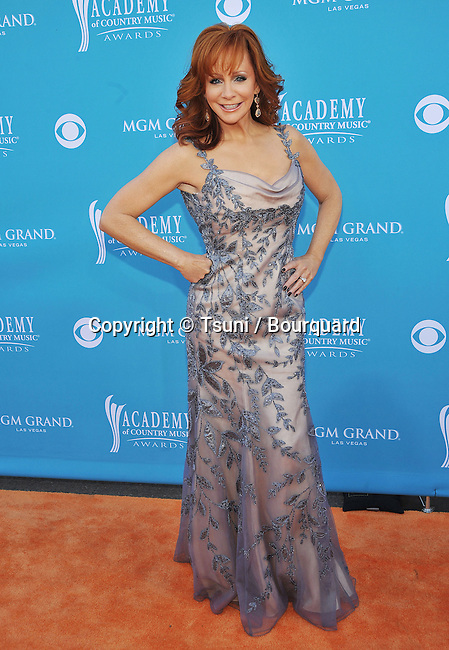 Reba McEntire _09   -<br /> ACM - 45th American Country Music Awards - 2010 at the MGM Hotel In Las Vegas.