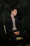 Anthony Boyle attends the 2018 Tony Awards Meet The Nominees Press Junket on May 2, 2018 at the Intercontinental Hotel in New York City.