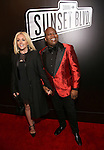 Jane Krakowski and Titus Burgess attend the Broadway Opening Night of Sunset Boulevard' at the Palace Theatre Theatre on February 9, 2017 in New York City.
