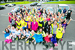 At the Jamie Wrenn Walk to Castlegregory in aid of Recovery Haven on Saturday
