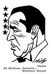Deadline ; Humphrey Bogart