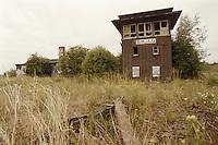 Ort:Bitterfeld/ Sachsen-Anhalt/ Germany..Datum: 29.06.2005..Bitterfelder Industrie und Gewerbegebiet