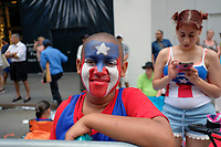 www.acepixs.com<br /> <br /> June 11 2017, New York City<br /> <br /> Atmosphere at the Puerto Rican Day Parade on fifth Avenue on June 11 2017 in New York City<br /> <br /> By Line: Curtis Means/ACE Pictures<br /> <br /> <br /> ACE Pictures Inc<br /> Tel: 6467670430<br /> Email: info@acepixs.com<br /> www.acepixs.com