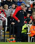 Jurgen Klopp manager of Liverpool - English Premier League - Newcastle Utd vs Liverpool - St James' Park Stadium - Newcastle Upon Tyne - England - 6th December 2015 - Picture Simon Bellis/Sportimage