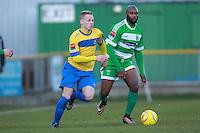 Romford vs Thamesmead Town 30-01-16