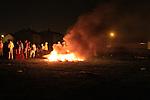 Bonfire in Ballsgrove estate..Picture: Shane Maguire / www.newsfile.ie.