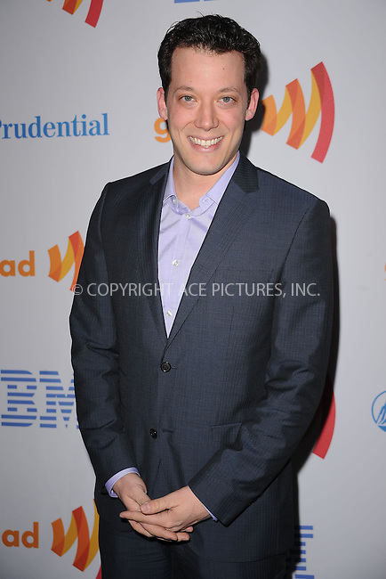WWW.ACEPIXS.COM . . . . . ....March 13 2010, New York City....John Tartaglia attends the 21st Annual GLAAD Media Awards at The New York Marriott Marquis on March 13, 2010 in New York City. ....Please byline: KRISTIN CALLAHAN - ACEPIXS.COM.. . . . . . ..Ace Pictures, Inc:  ..(212) 243-8787 or (646) 679 0430..e-mail: picturedesk@acepixs.com..web: http://www.acepixs.com