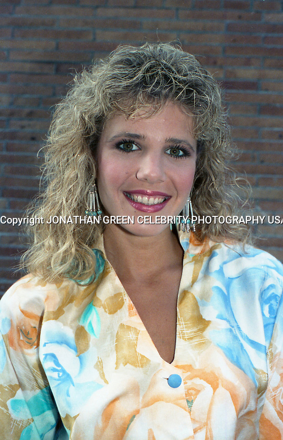 Heidi Bohay 1985 by Jonathan Green
