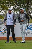 Lucas Bjerregaard (DEN) looks over his tee shot on 8 during day 5 of the WGC Dell Match Play, at the Austin Country Club, Austin, Texas, USA. 3/31/2019.<br /> Picture: Golffile | Ken Murray<br /> <br /> <br /> All photo usage must carry mandatory copyright credit (&copy; Golffile | Ken Murray)