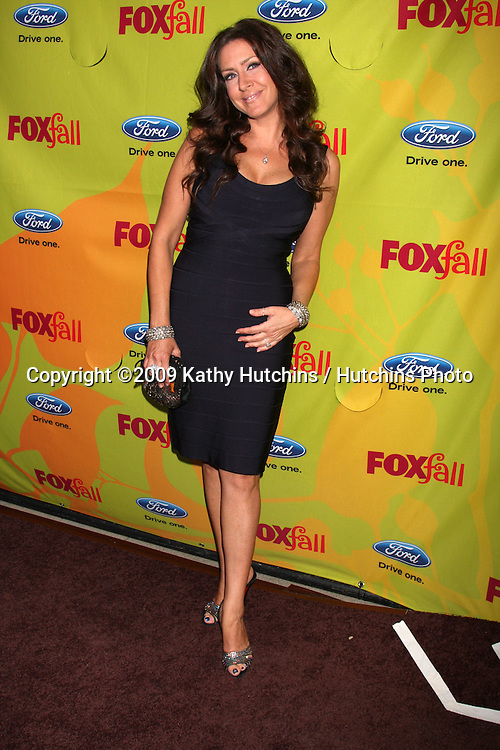 Joely Fisher arriving at the FOX-Fall Eco-Casino Party at BOA Steakhouse  in West Los Angeles, CA on September 14, 2009.©2009 Kathy Hutchins / Hutchins Photo