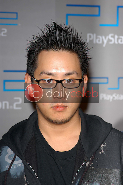 Joe Hahn from Linkin Park