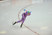 SCHAATSEN: HEERENVEEN: 29-12-2013, IJsstadion Thialf, KNSB Kwalificatie Toernooi (KKT), 1000m, Thomas Krol, ©foto Martin de Jong